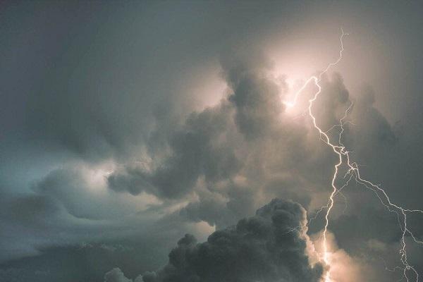 سازمان هواشناسی نسبت به وقوع رگبار و رعد و برق در 6 استان هشدار داد