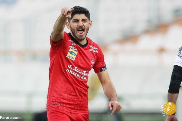 فرمول ستاره پرسپولیس برای رسیدن به پیراهن تیم ملی