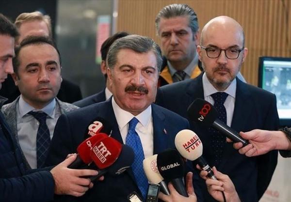 وزیر بهداشت ترکیه: 120 میلیون دوز واکسن بایون تک تا 3 ماه آینده وارد می گردد