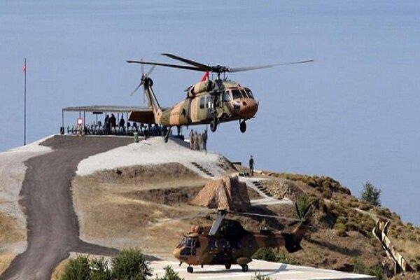 بغداد فورا مانع از پیشروی ارتش ترکیه در شمال عراق گردد