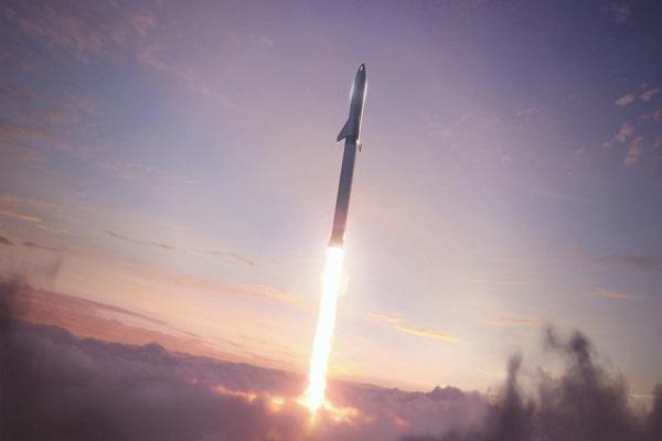استارشیپ در یک ماه آینده به مدار زمین سفر می کند