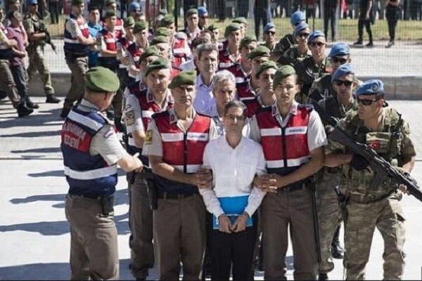50 نفر به اتهام ارتباط با کودتای 2016 در ترکیه بازداشت شدند