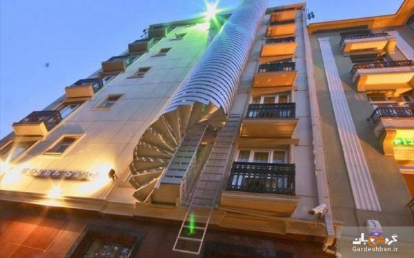 هتل استار تکسیم؛ اقامت در خیابان مشهور استقلال استانبول، عکس