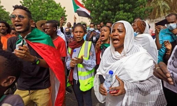 پلیس سودان تظاهرات اعتراضی به شرایط بد اقتصادی را سرکوب کرد