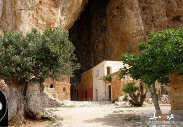 روستای عجیب ایتالیایی در دل غار