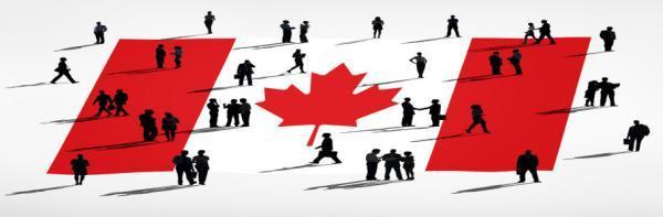 ویزای کانادا: مهاجران؛ مسئول رشد 61 درصدی جمعیت کانادا در سال 2018
