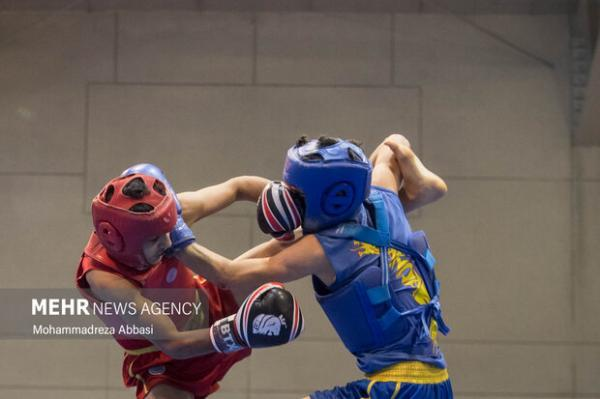 قشم میزبان رقابت های انتخابی تیم ملی ووشو شد